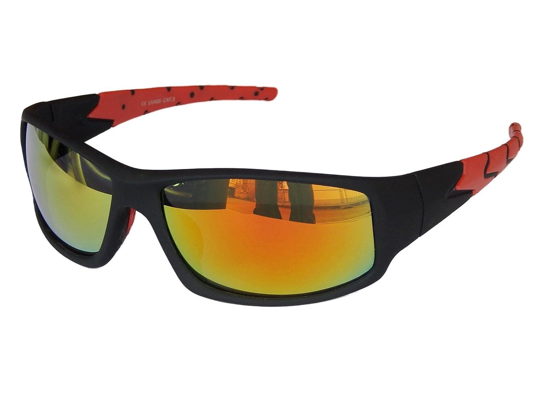 Sportbrille Sonnenbrille Fahrradbrille Black Motorradbrille Radbrille Snowboard M 22 (Schwarz Grün) EsvktEGfqw