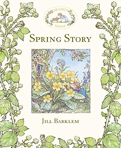 Brambley Hedge - Spring Story (Brambly Hedge)