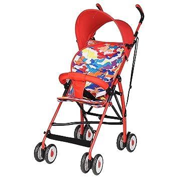 Amazon.com: Stroller Summer Baby 3D Mini Convenient Stroller ...
