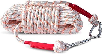 TLMYDD Cuerda Cuerda de Auto-Rescate de Fuego de Gran Altura ...