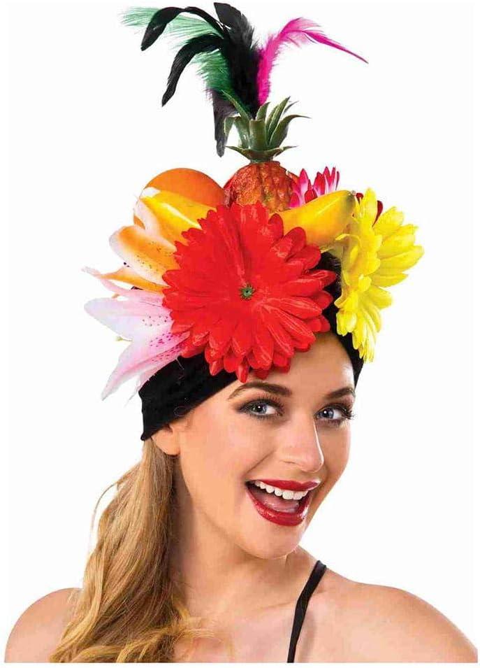 Fruit Sombrero con plumas: Amazon.es: Juguetes y juegos