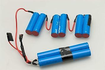 Batería para AEG Electrolux Ergorapido AG. y ZB29. Aspirador – Nº: 4055132304: Amazon.es: Electrónica