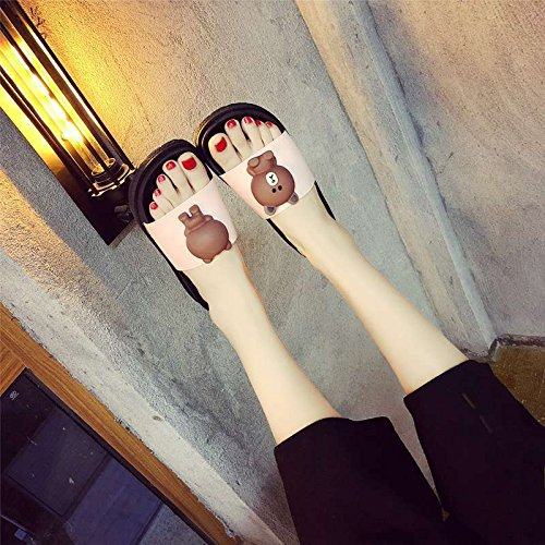 femme Chaussons Femme Cool WHLShoes Chaussons La Mode qvw5dwYTx