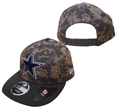 ea0f4302a4 Amazon.com   Dallas Cowboys New Era 9FIFTY Low Profile Classic Trim ...