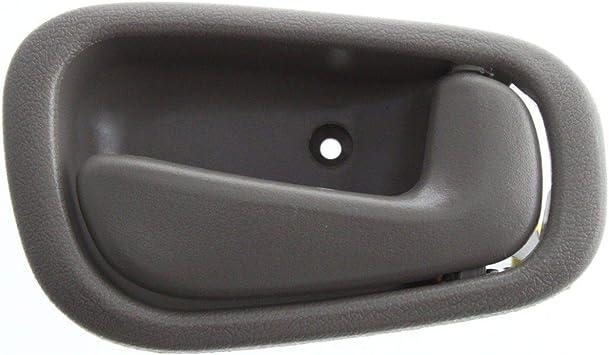NEW Front /& Rear Inner Door Handle Gray For 98-02 TOYOTA COROLLA