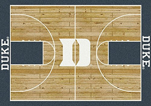 Duke Blue Devils Milliken NCAA Home Court Area Rug (5'4