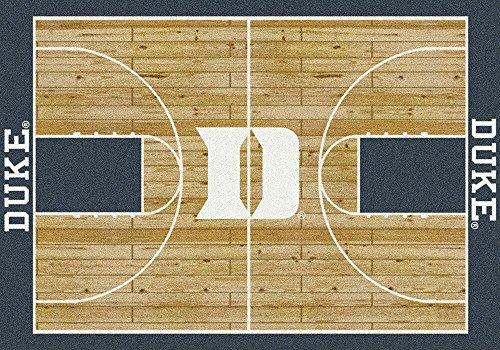 Duke Blue Devils Milliken NCAA Home Court Area Rug (3'10
