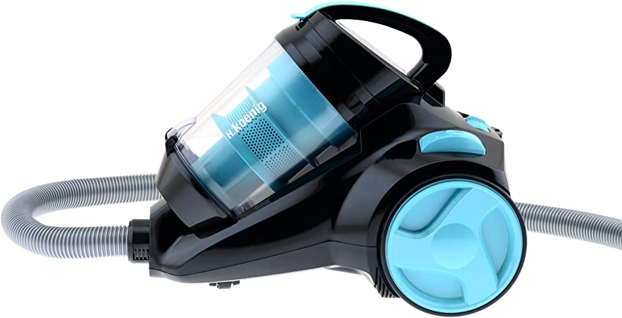 H.KOENIG SLS810 - Aspirador Multi Ciclónico sin bolsa Silence + ...