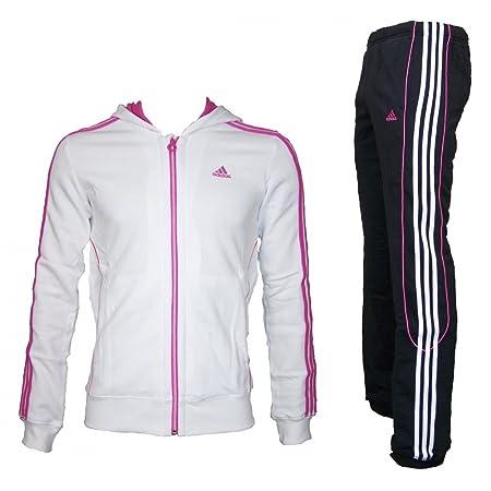 Adidas Mädchen Hoodie Trainingsanzug, Bitte Größe wählen:152