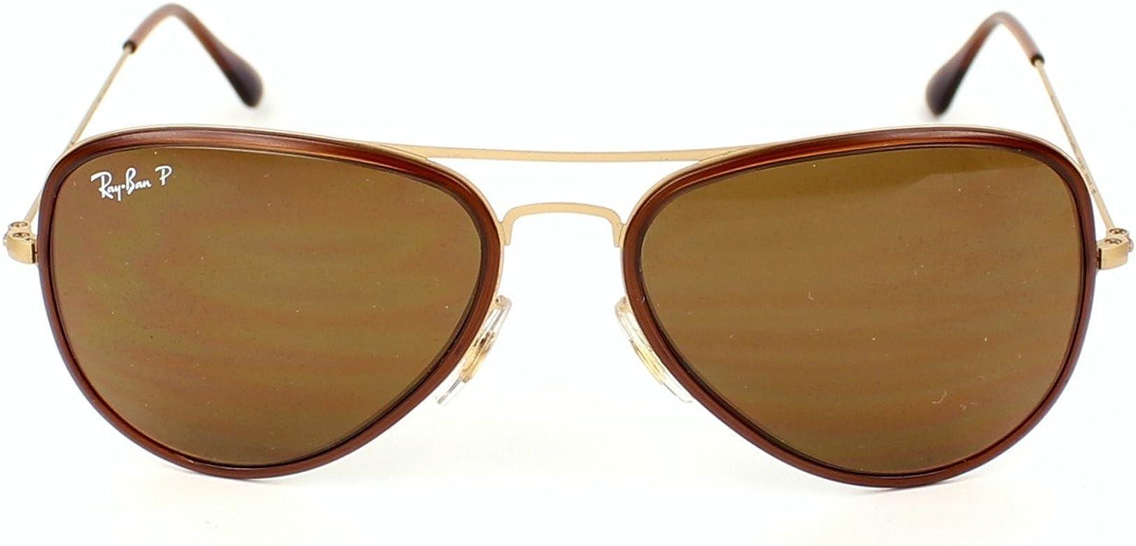Ray-Ban Gafas De Sol Mod. 3513M 149/83 Dorado: Amazon.es: Zapatos y complementos