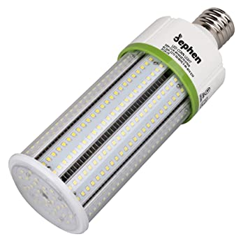 amazon com 60w led corn light bulb ul listed dlc mogul e39 led