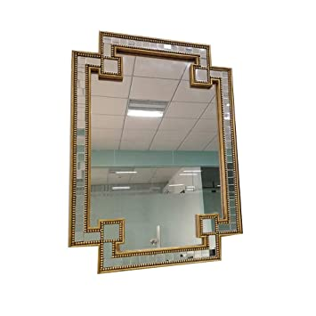 Silver Wall Mirrors Decorative.Amazon Com Makeup Mirror Wall Mirrors For Living Room