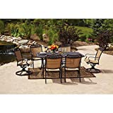 Better Homes and Gardens Paxton Place 7-Piece Outdoor Dining Set, Seats 6 Review