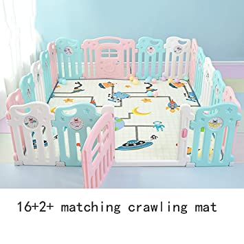 Amazon Com Xiaomei Baby Play Fence Child Safety Fence Home