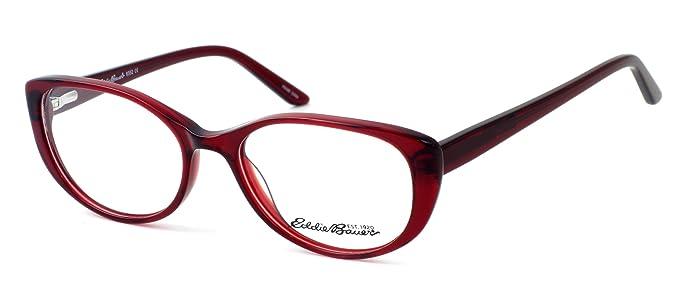 88f8a75544 Eddie Bauer Optical Designer Eyewear    EB8352 (Burgundy) Reading Glasses  +0.25