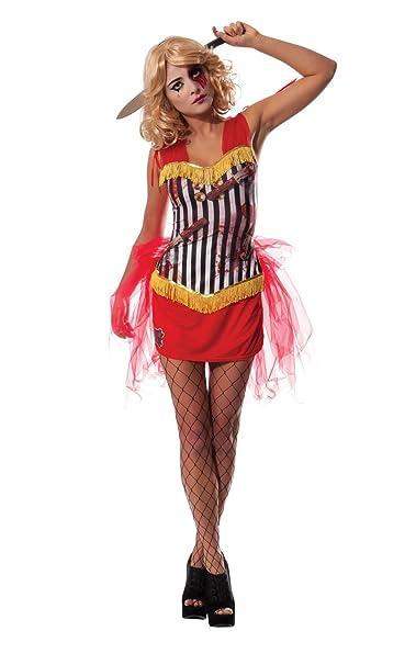 Amazon.com: Rubie s Costume Co de la mujer cuchillo ...