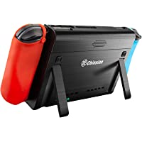 Id Chinsion Nintendo Switch Battery Charger Case for Switch Games and Accessories (Black)