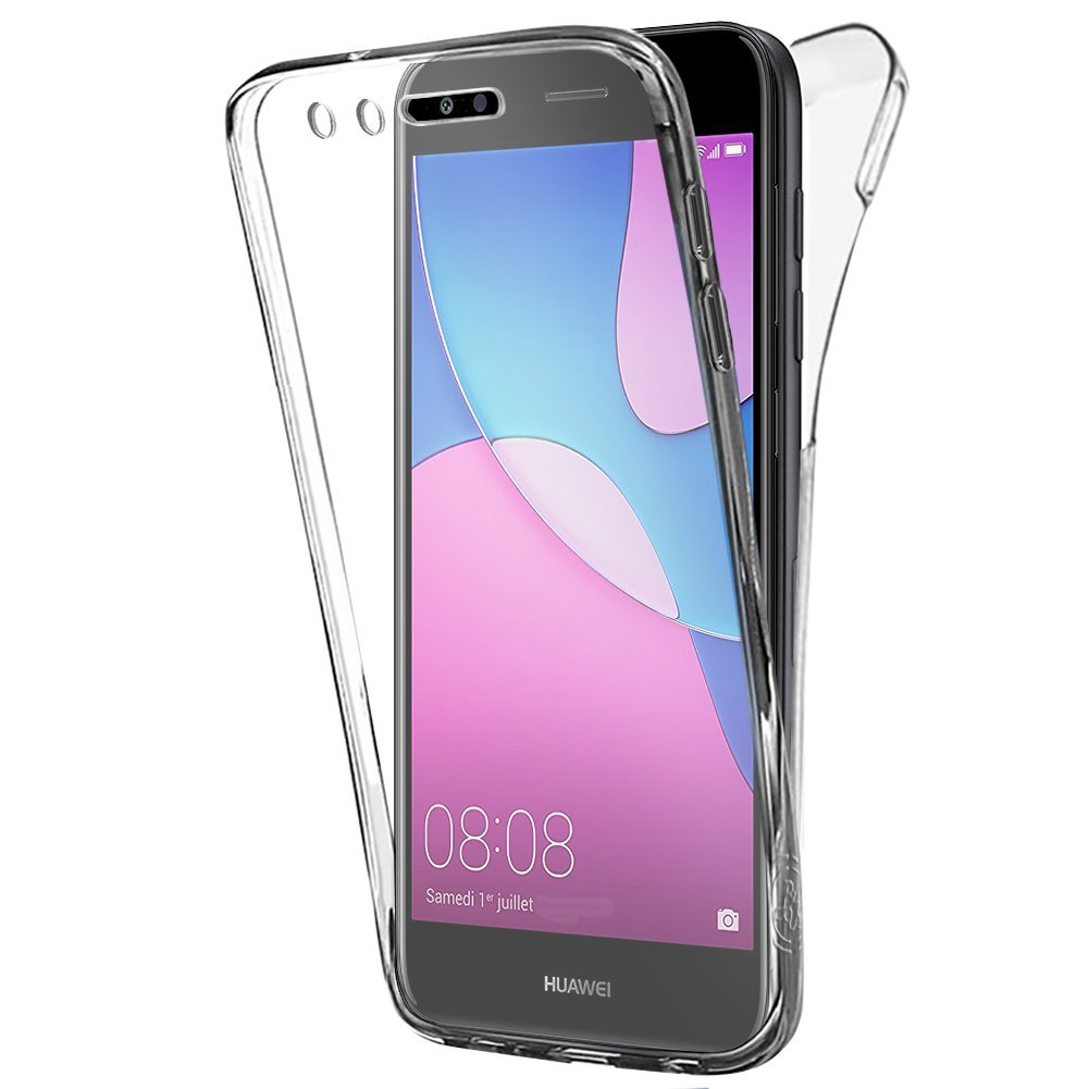 coque huawei y6 pro 2017 gris