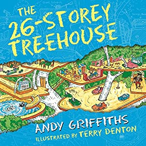 The 26-Storey Treehouse Audiobook