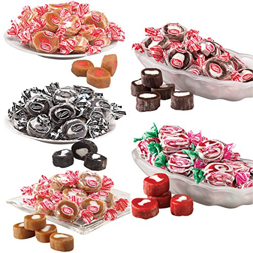 Goetze's Assorted Cream Candies, Set of 5 ()