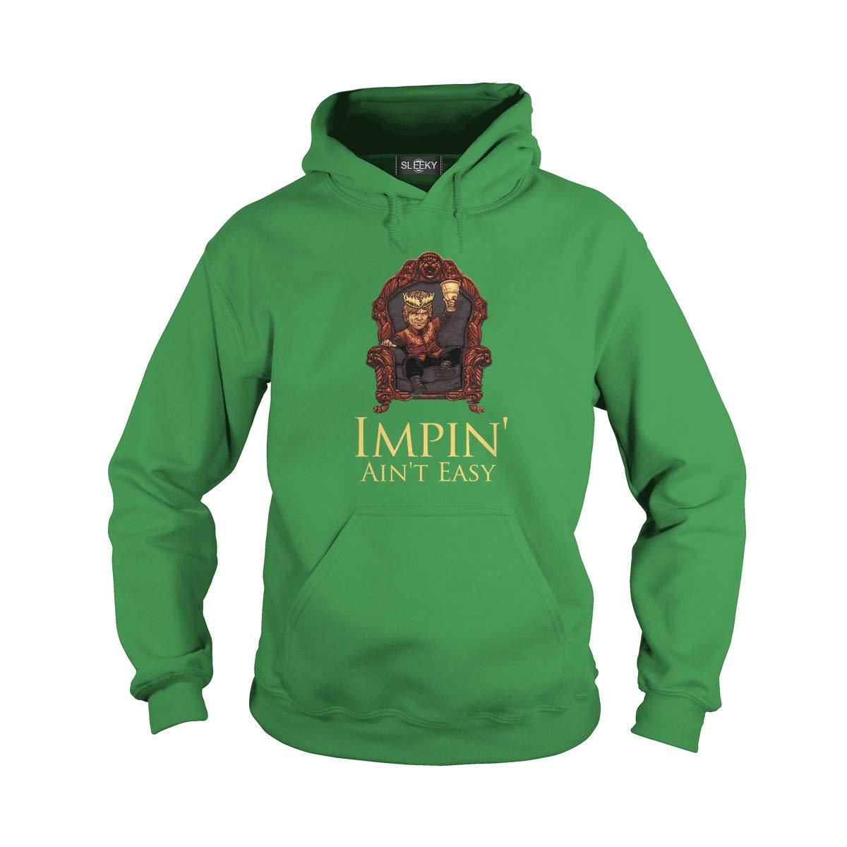 Game Throne Merchandise Gift T-Shirt Impin Aint Easy Tyron GOT Throne Fan