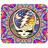 Grateful Dead Personalized Custom Gaming Mousepad Rectangle Mouse Mat / Pad Office Accessory And Gift Design-LL938