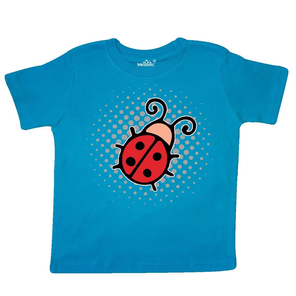 inktastic Ladybug Lover Toddler T-Shirt