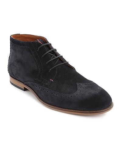 Chaussures TOMMY HILFIGER Colton Hilfiger 2B 45, Bleu Marine