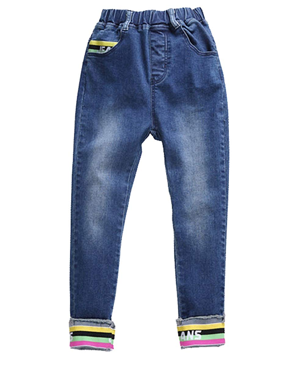Maxhugoo Fashion Girls Stylish Casual Casual Jeans