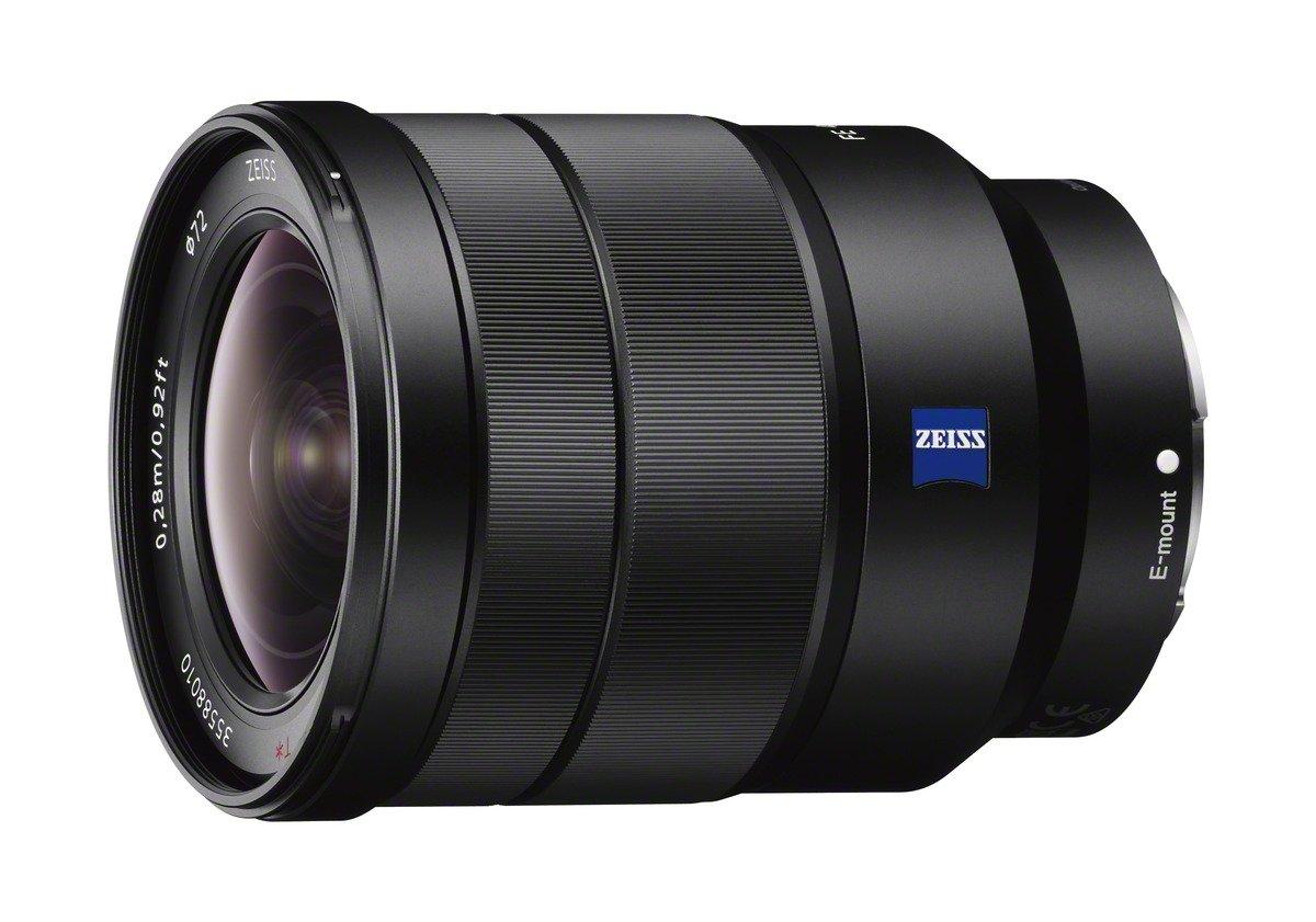 Sony 16-35mm Vario-Tessar T FE F4 ZA OSS E-Mount Lens by Sony