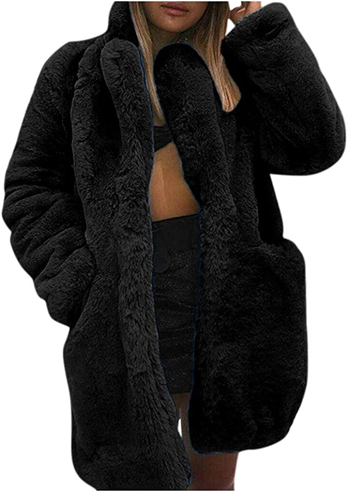 EVEDESIGN Womens Zipper Pullover Sweatshirt Long Sleeve Fashion Casual Warm Shirt