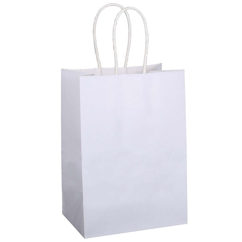 4ab7e52dd1d BagDream Kraft Paper Bags 100Pcs 5.25