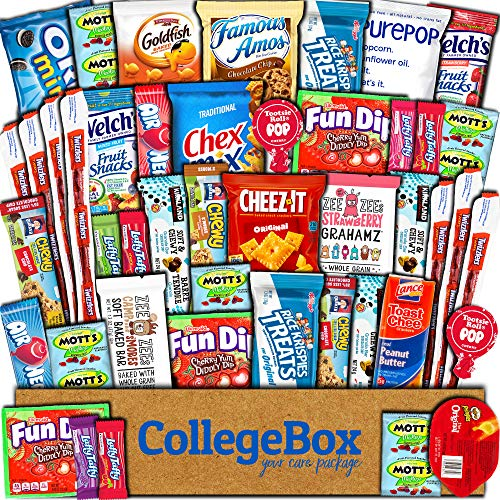 CollegeBox Care Package 45