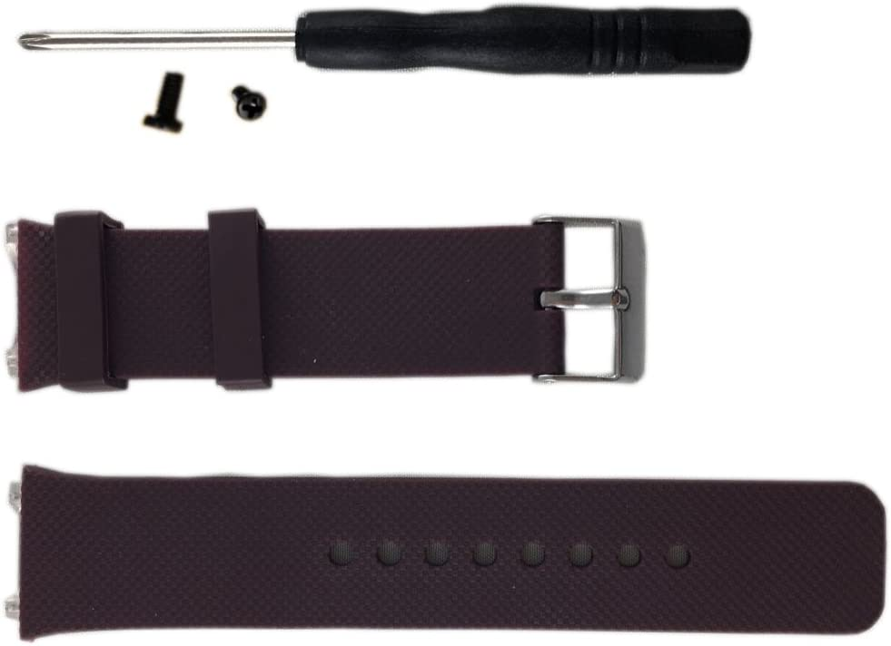 OCTelect Smart Watch DZ09 Band Made of silcone Strap Brown