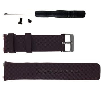 Banda DZ09 Reloj Inteligente hecha de correa de silicona ...