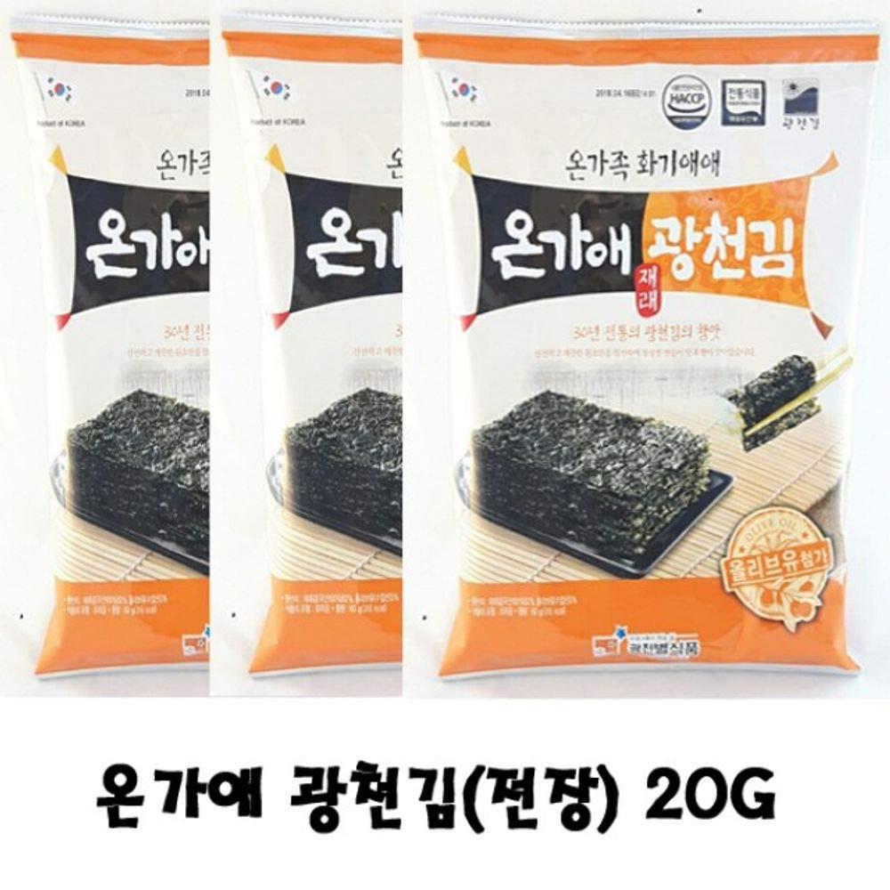 Gwangcheon Seaweed Full Size 20g