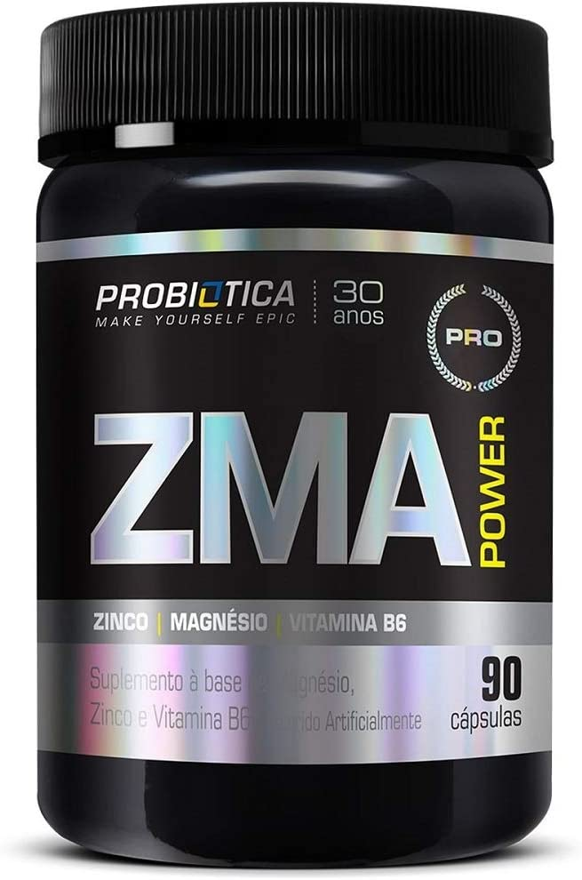 Zma Power - 90 Cápsulas - Probiótica, Probiótica por PROBIÓTICA