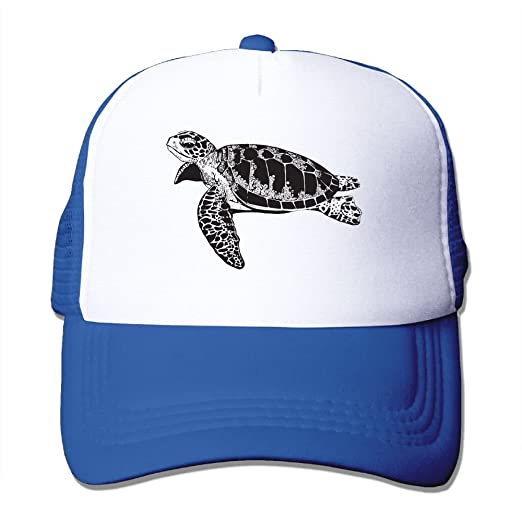 d3728647a1b FeiTian Sea Turtle Comfortable Baseball Caps For Men   Women Personalized  Great For Outdoor Climbing Sunmmer