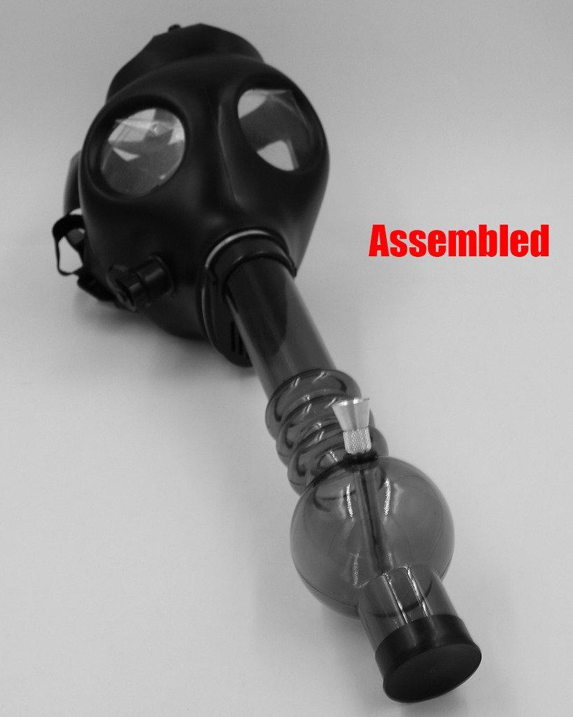 7,6 cm de goma máscara (colores), para fumar: Amazon.es: Juguetes y juegos