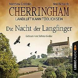 Die Nacht der Langfinger (Cherringham - Landluft kann tödlich sein 4)