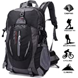 Geila Outdoor Sport Waterproof 40L Hiking Camping Daypack Luggage Backpack