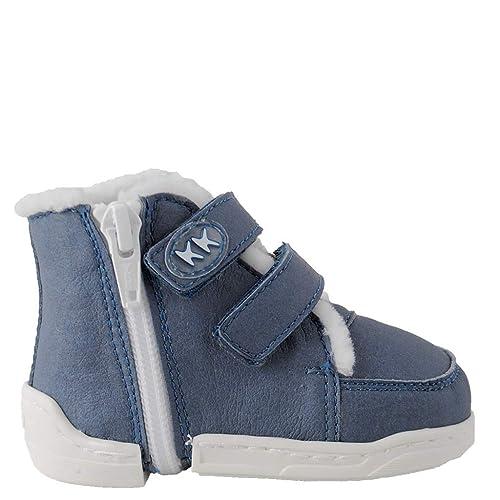 reputable site 5769d ef396 KK Baby Winter Sneaker Lauflernschuhe Krabbelschuhe Jungen ...
