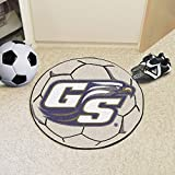 Fanmats Official Georgia Southern Soccer Ball Rug