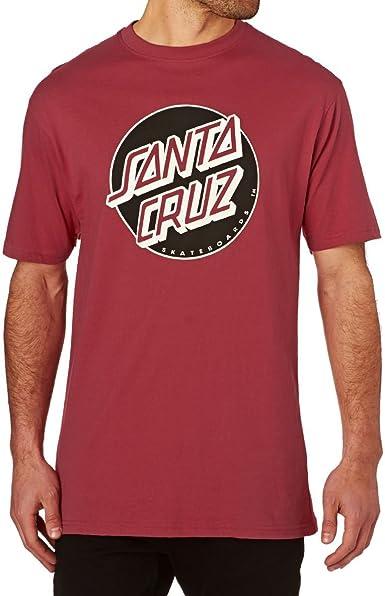 Camiseta Santa Cruz: Classic Dot RD S: Amazon.es: Ropa