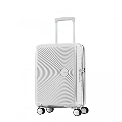 American Tourister Curio Spinner Hardside 20, White hot sale