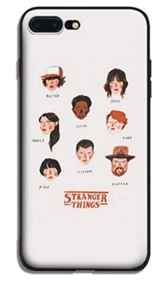 huge discount 81f41 1b3bb Amazon.com: TorontoFInds, Custom Stranger Things Phone case, Shock ...