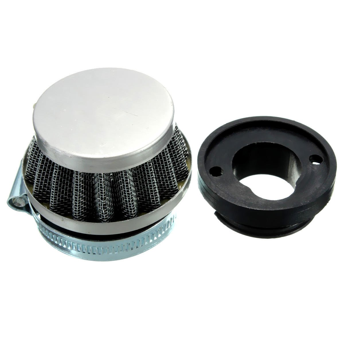SGerste 47cc 49cc Air Filter 2 Stroke Engine Mini Moto Motorcycle Pocket Dirt Bike Quad ATV