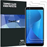 ASUS ZenFone Max Plus ZB570TL Screen Protector, TopACE Premium Quality Tempered Glass 0.3mm Film for Asus ZenFone Max Plus (M1) ZB570TL (2 Pack)