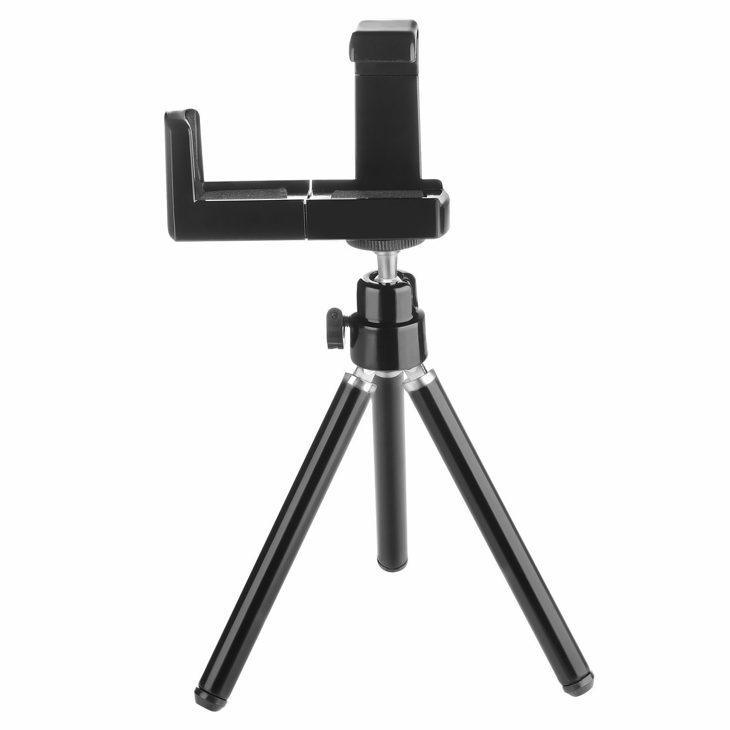 insten tripod phone holder for ipod touch 5g black