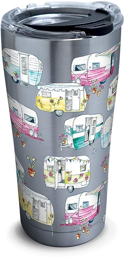 Amazon.com: Tervis 1306210 - Vaso aislante con tapa de ...
